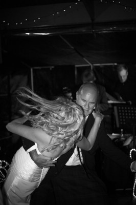 Chaos on the dance floor!