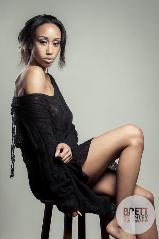Fashion Model Test Shoot - Brett Stanley Photographer (6)