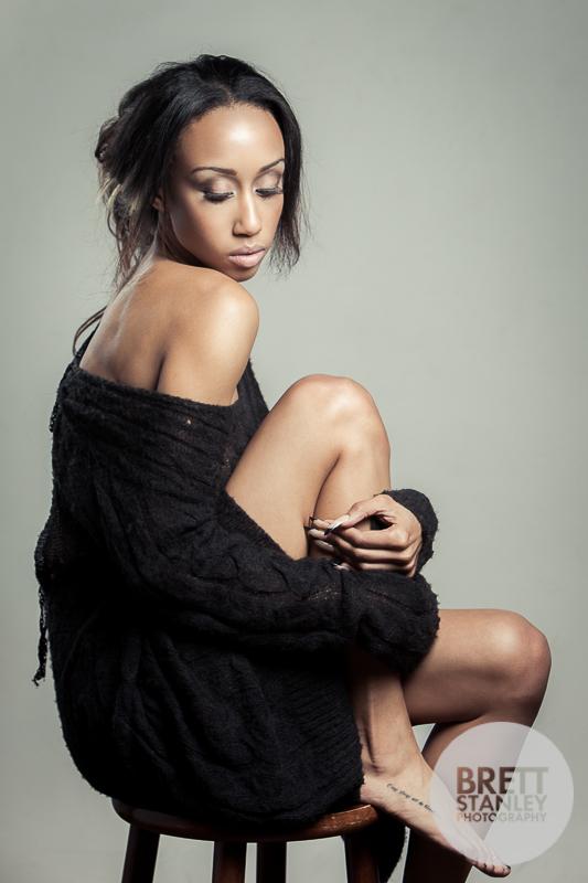 Fashion Model Test Shoot - Brett Stanley Photographer (7)