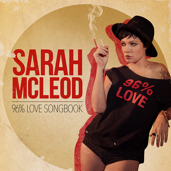 96percent Love Songbook ep cover