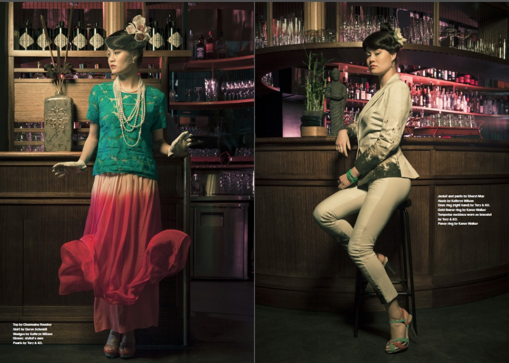 Lucire Magazine - Shanghai Dawn Fashion Editorial - Brett Stanley PHotography (2)