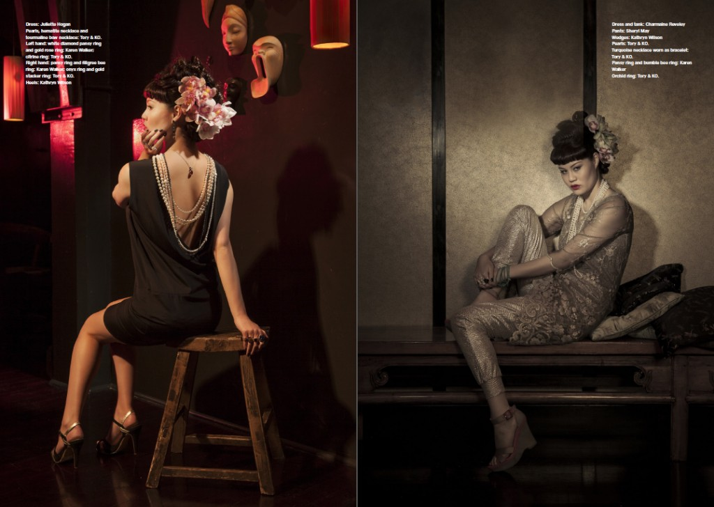 Lucire Magazine - Shanghai Dawn Fashion Editorial - Brett Stanley PHotography (4)
