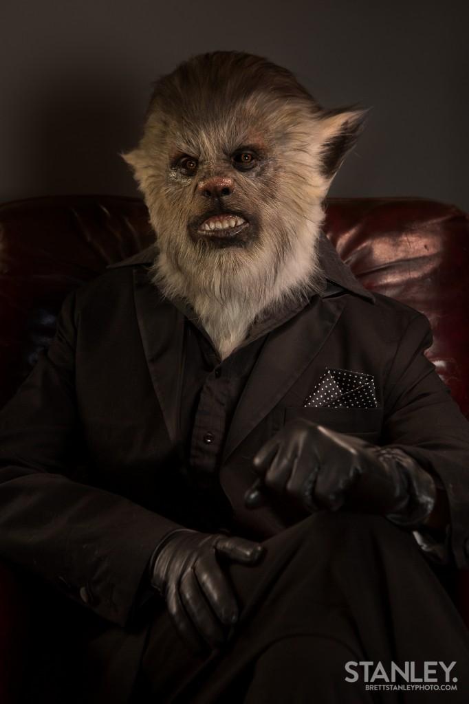 Wolfman Makeup - Kerrin Jackson Special Effects Artist - RBFX - Brett Stanley Photography (3)