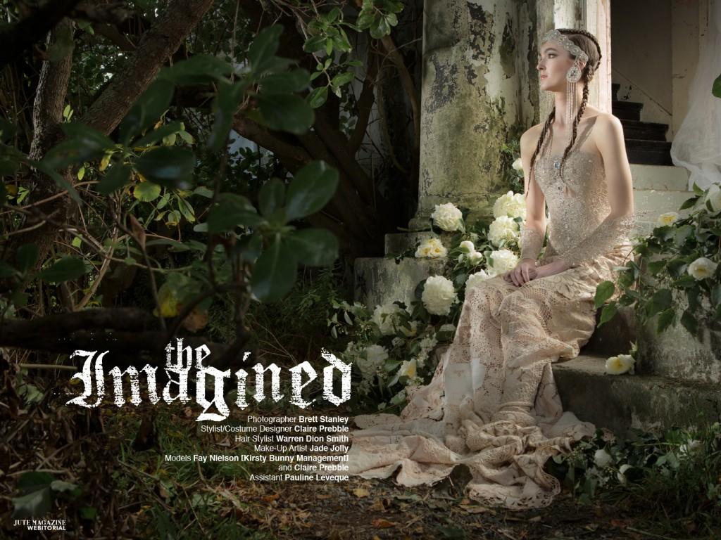 Jute Magazine 01 - Brett Stanley Photography