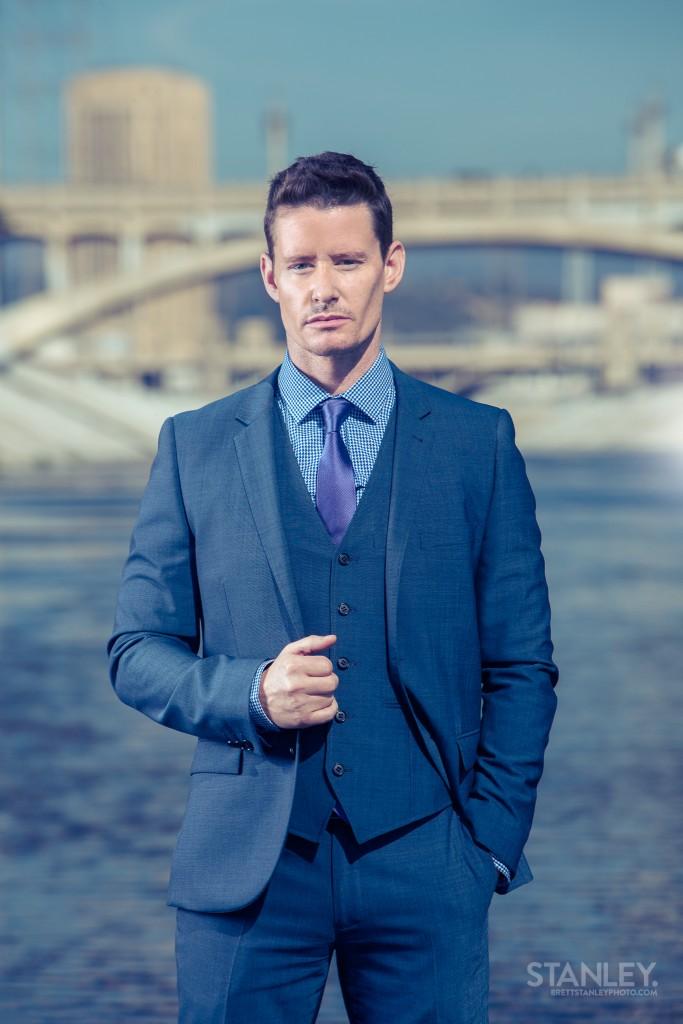 Actor Brian Glanney - Brett Stanley Photographer