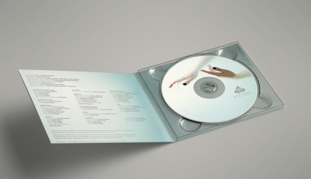 Nicole Andrews - In the Shallows -Album Artwork