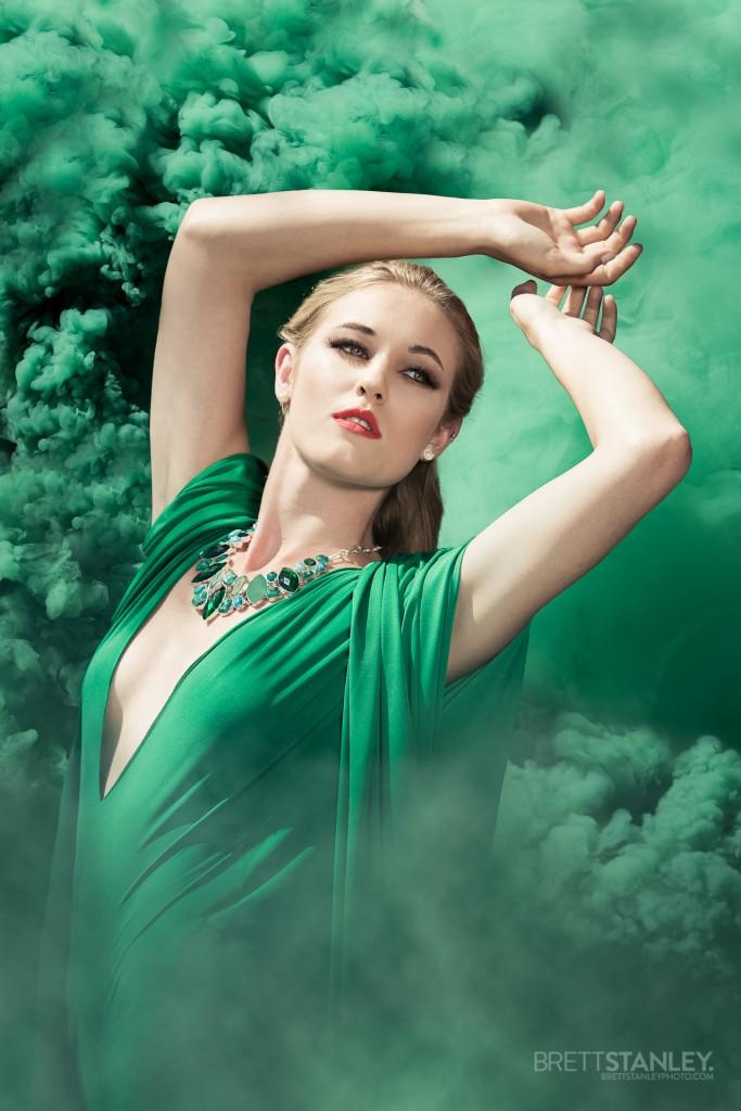 Fashion editorial with smoke bombs - Brett Stanley (5)