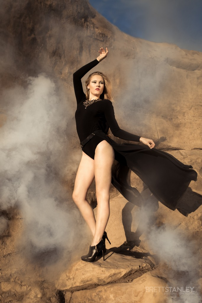 Fashion editorial with smoke bombs - Brett Stanley (3)